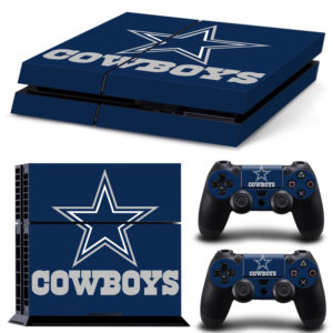 playstation 4 skin aufkleber folie ps4 ps4skin nfl american football