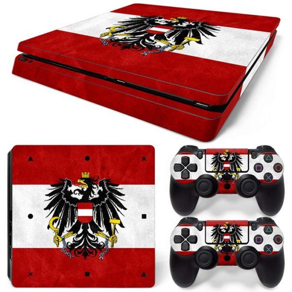 playstation 4 skin aufkleber folie ps4 ps4skin ps4 slim