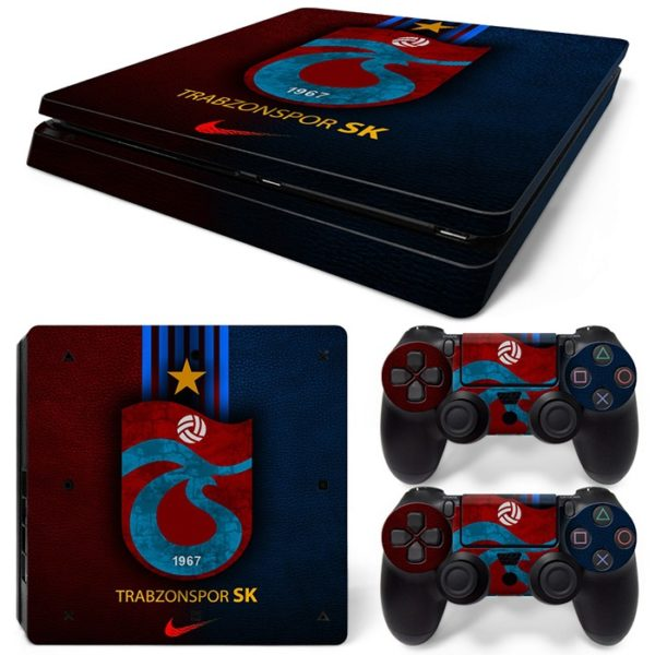 playstation 4 skin aufkleber folie ps4 ps4skin ps4 slim